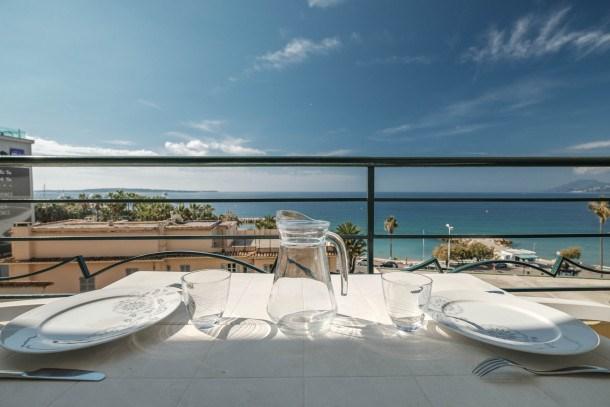 Wonderful sea view 2 bedrooms
