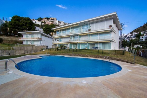Location vacances Rosas -  Appartement - 4 personnes - Climatisation - Photo N° 1