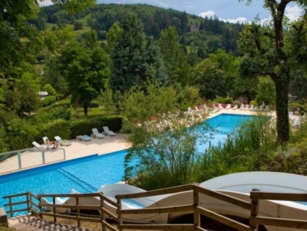 Location vacances Saint-Geniez-d'Olt -  Maison - 6 personnes - Chaise longue - Photo N° 1