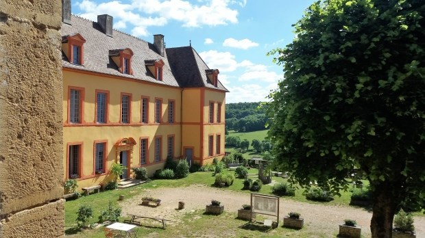 GItede Châteaude Sainte Colombe - Sainte-Colombe