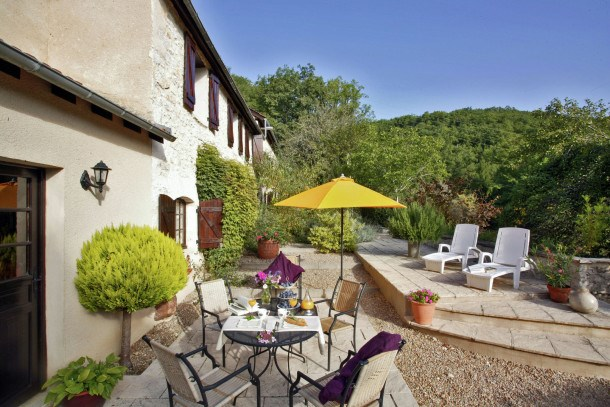 Location vacances Souillac -  Maison - 6 personnes - Barbecue - Photo N° 1