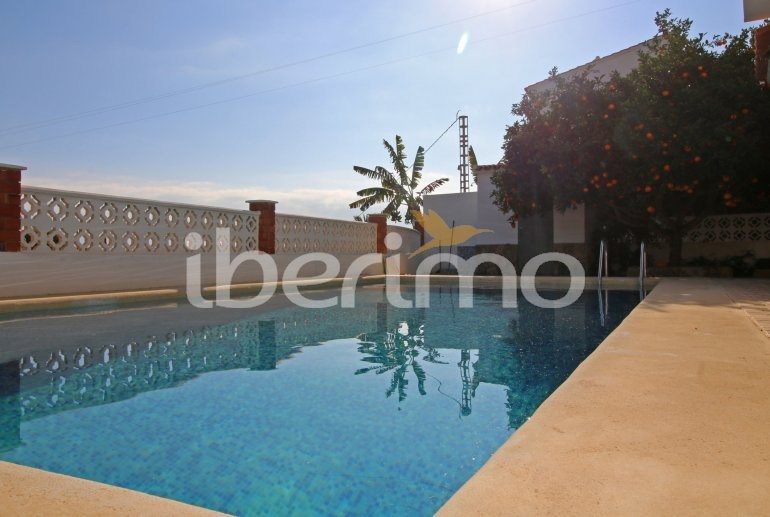 Location vacances Benissa -  Maison - 9 personnes - Barbecue - Photo N° 1
