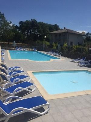Location vacances Moliets-et-Maa -  Appartement - 6 personnes - Salon de jardin - Photo N° 1