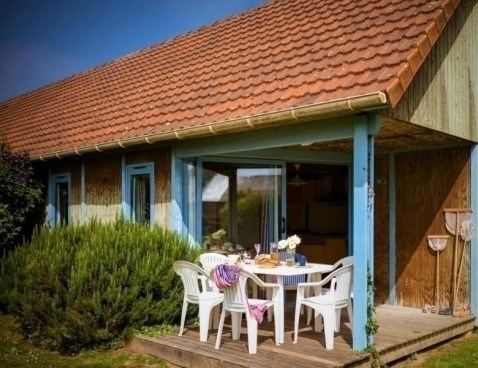 Location vacances Sotteville-sur-Mer -  Maison - 6 personnes - Barbecue - Photo N° 1