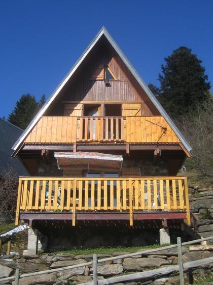 Ferienwohnungen Ustou - Haus - 8 Personen - Gartenmöbel - Foto Nr. 1