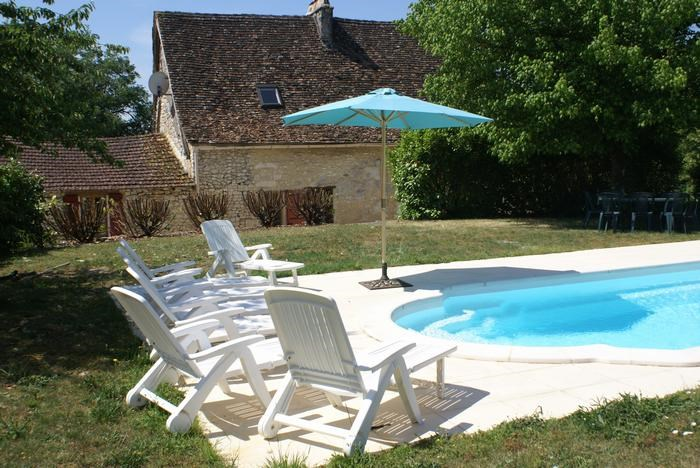 Location vacances Conne-de-Labarde -  Maison - 7 personnes - Barbecue - Photo N° 1