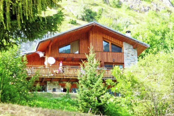Location vacances Champagny-en-Vanoise -  Appartement - 8 personnes - Barbecue - Photo N° 1