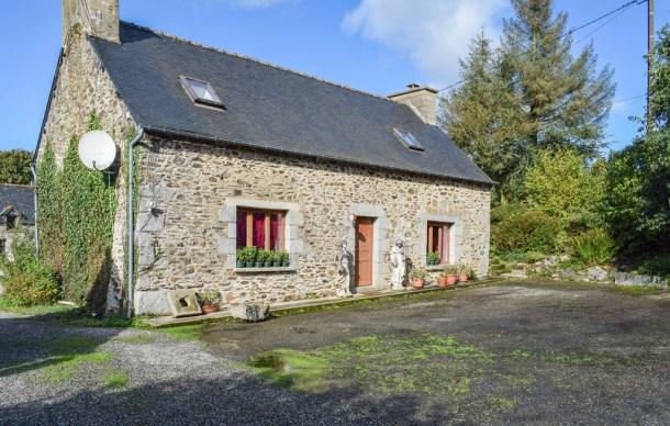 Location vacances Saint-Martin-des-Prés -  Maison - 4 personnes - Barbecue - Photo N° 1