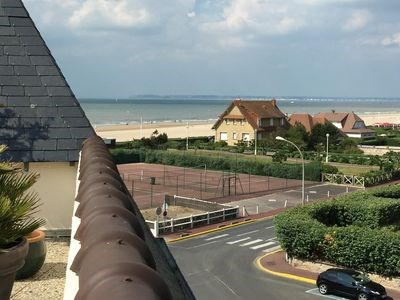 Location vacances Deauville -  Appartement - 6 personnes - Barbecue - Photo N° 1