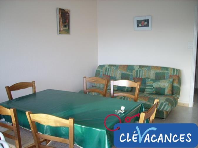 Location vacances Saint-Jean-de-Monts -  Appartement - 5 personnes - Congélateur - Photo N° 1