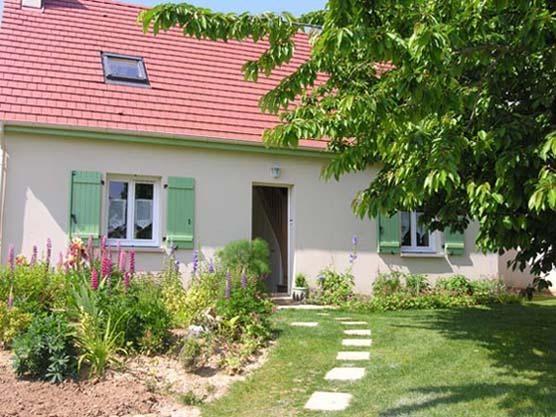 Location vacances Orgeval -  Appartement - 4 personnes - Jardin - Photo N° 1