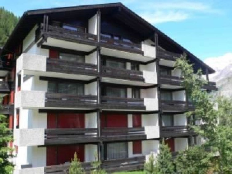 Location vacances Saas-Fee -  Appartement - 4 personnes -  - Photo N° 1