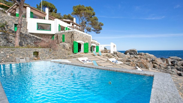 Location vacances Palafrugell -  Appartement - 12 personnes -  - Photo N° 1