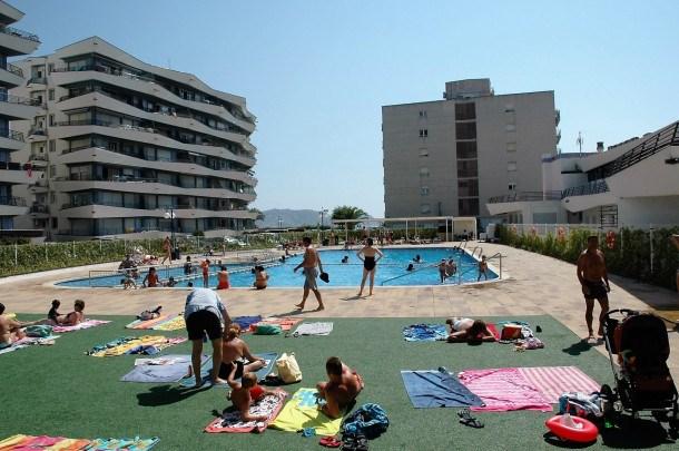 Location vacances Torroella de Montgrí -  Appartement - 7 personnes - Télévision - Photo N° 1