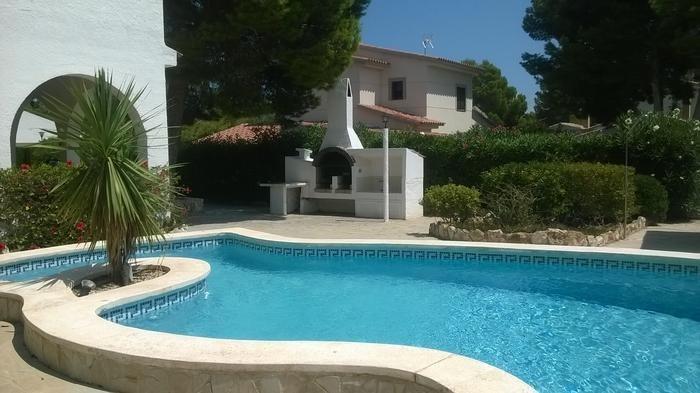 Villa pour 8 pers. avec piscine privée, l'Ametlla de Mar