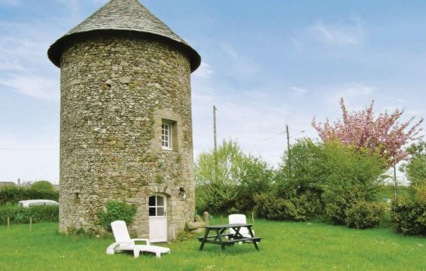 Location vacances Anneville-sur-Mer -  Maison - 2 personnes - Barbecue - Photo N° 1