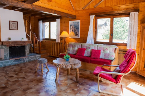 Location vacances Le Grand-Bornand -  Appartement - 8 personnes - Barbecue - Photo N° 1