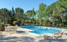 Holiday rentals Forcalqueiret - B&B - 6 persons - Garden - Photo N° 1
