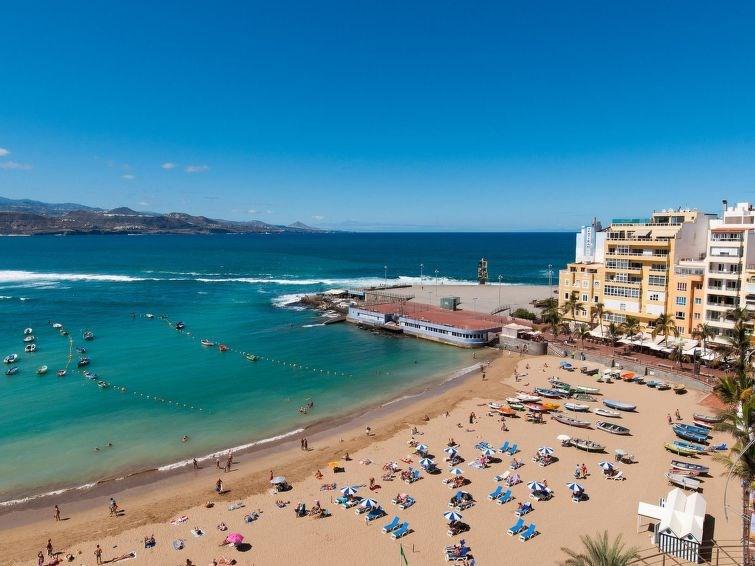 Appartement pour 2 personnes à Las Palmas