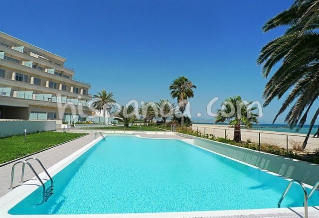Apartment for 4 ppl. with pool, Dénia