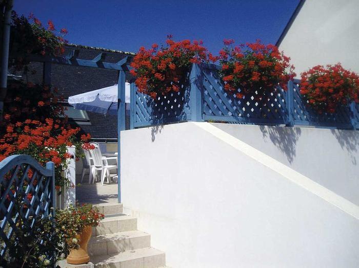 Holiday rentals Noyal-Muzillac - House - 6 persons - BBQ - Photo N° 1