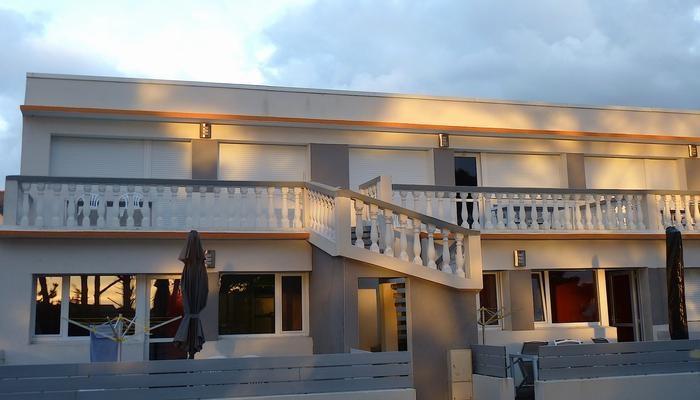 Location vacances Trévou-Tréguignec -  Appartement - 5 personnes - Jardin - Photo N° 1