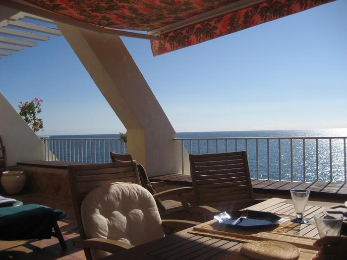 Alquileres de vacaciones Almuñécar - Apartamento - 2 personas - Silla de cubierta - Foto N° 1