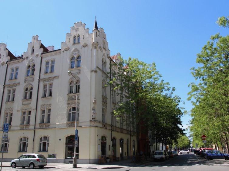 Appartement pour 2 personnes à Praha/8