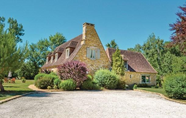 Location vacances La Cassagne -  Maison - 6 personnes - Barbecue - Photo N° 1