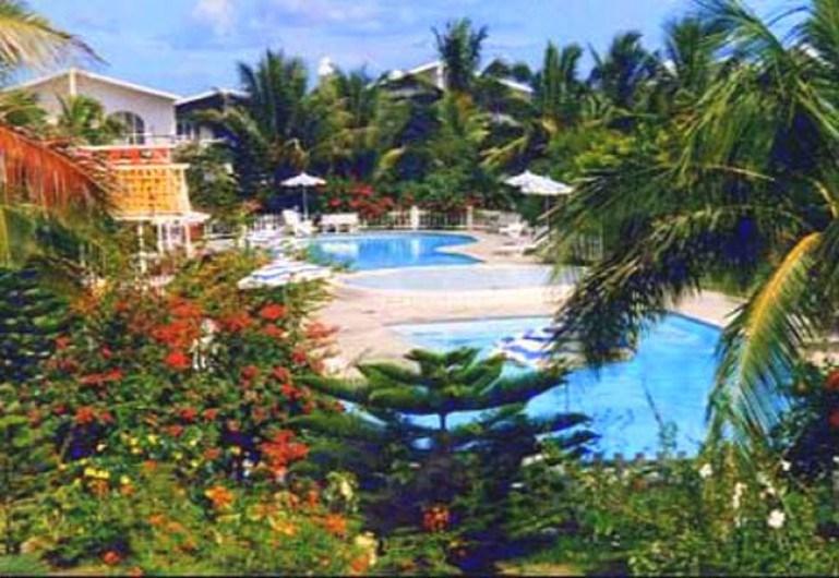 La Favorite, maison dans résidence très calme à l'Ile Maurice avec 2 grande piscines