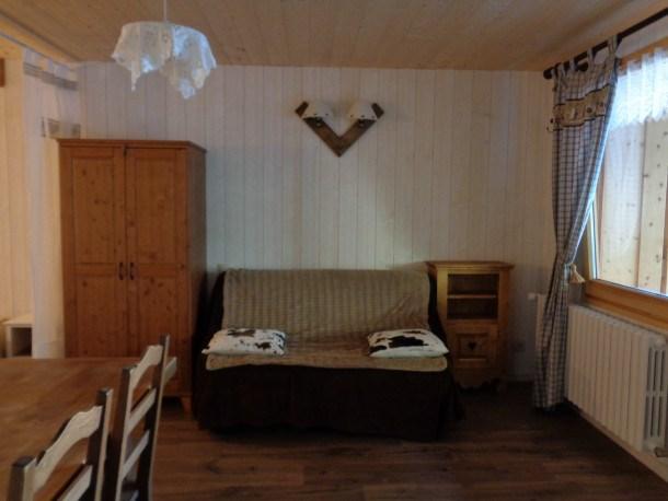 Location vacances Le Grand-Bornand -  Appartement - 3 personnes - Télévision - Photo N° 1