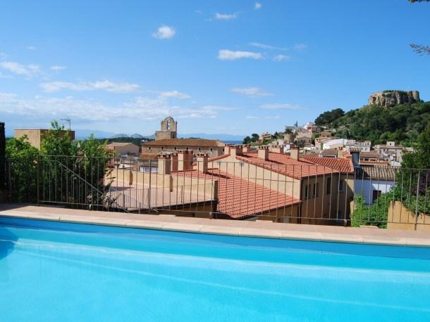 Location vacances Begur -  Appartement - 6 personnes - Télévision - Photo N° 1