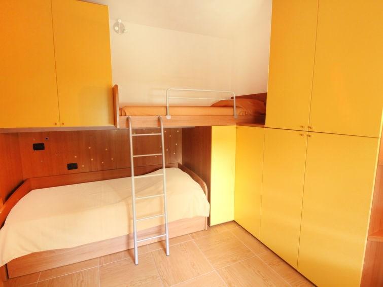 Appartement pour 3 personnes à Toscolano