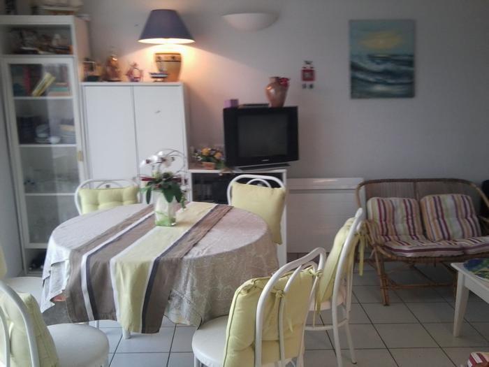 Location vacances Les Sables-d'Olonne -  Maison - 4 personnes - Barbecue - Photo N° 1