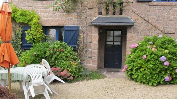 Location vacances Trégastel -  Appartement - 2 personnes - Four - Photo N° 1