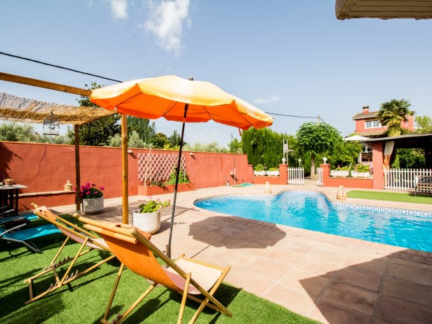 Location vacances Padul -  Maison - 4 personnes - Barbecue - Photo N° 1