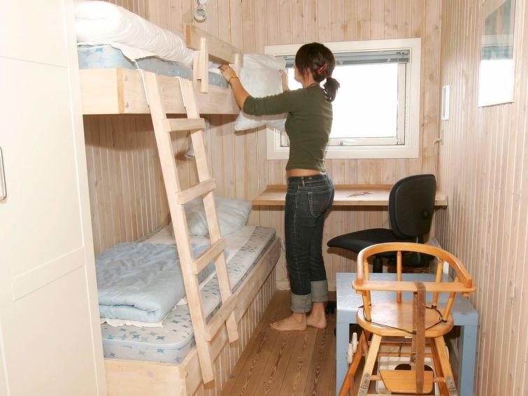 Maison pour 5 personnes à Saltum