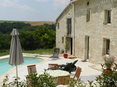 Location vacances Lombers -  Gite - 8 personnes - Barbecue - Photo N° 1