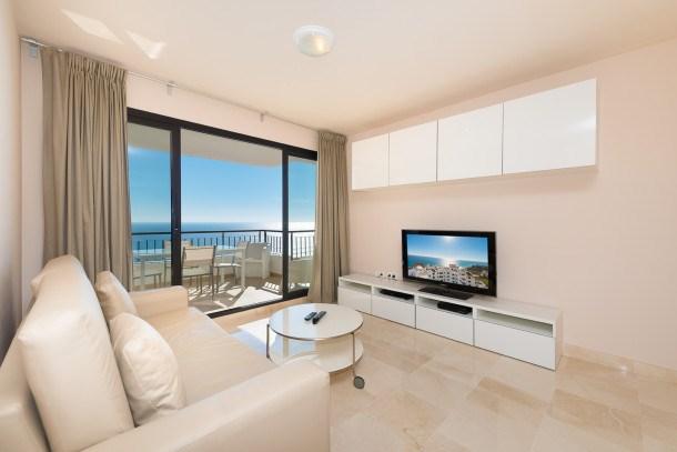 Location vacances Torrox -  Appartement - 4 personnes - Télévision - Photo N° 1