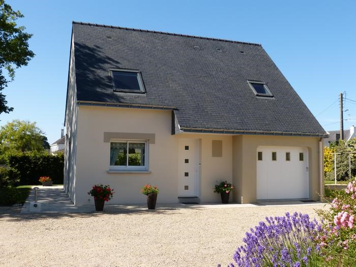 Holiday rentals Plouhinec - House - 5 persons - BBQ - Photo N° 1