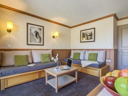 Résidence Athamante et Valériane - Appartement 2/3 pièces 5/6 personnes Standard