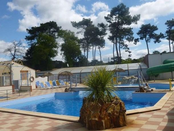Location vacances Jard-sur-Mer -  Maison - 6 personnes - Salon de jardin - Photo N° 1