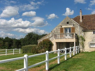 Lodgings of the stud farm of the fountain - Poligny