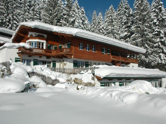 Location vacances Reith bei Kitzbühel -  Appartement - 9 personnes - Barbecue - Photo N° 1
