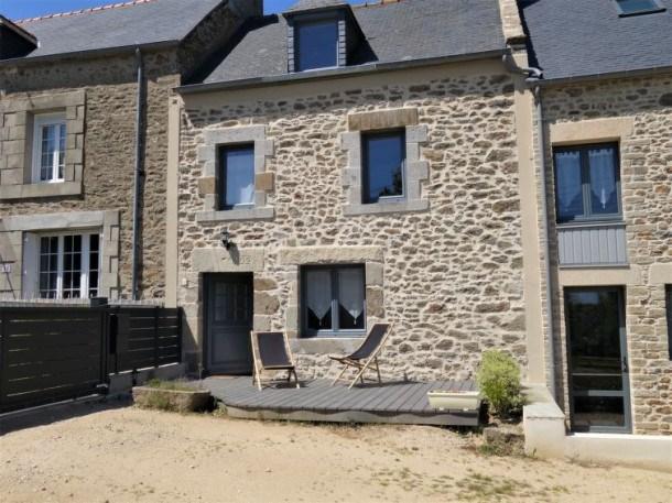Location vacances Dinard -  Maison - 4 personnes - Télévision - Photo N° 1