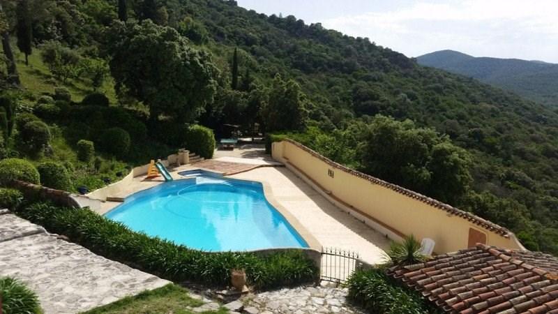 Bastide provençale pour 9 personnes avec piscine - Hyères.
