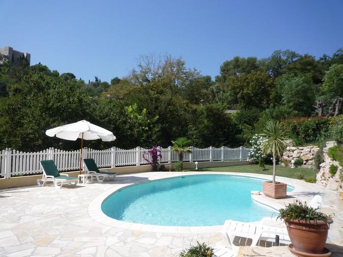 Holiday rentals Saint-Jeannet - Apartment - 4 persons - BBQ - Photo N° 1