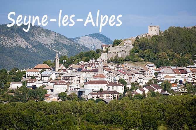 Un bel appartement à Seyne-les-Alpes à visiter