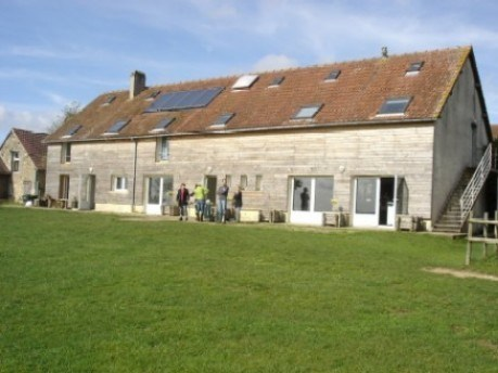 Lodging of Group to 80 Mortagne people with P - Courgeoût