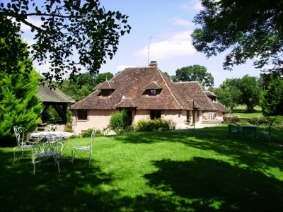 Holiday rentals Tannerre-en-Puisaye - Cottage - 6 persons - BBQ - Photo N° 1